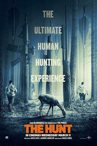 The Hunt - The ultimate human hunting experience